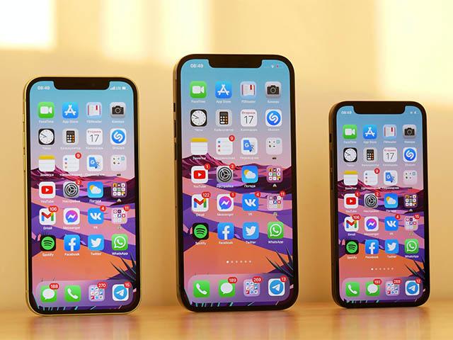 NÓNG: Lộ thông tin có tới 7 phiên bản iPhone 13