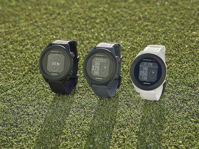 Smartwatch Garmin Approach S12 trình làng, tích hợp bản đồ 42.000 sân golf