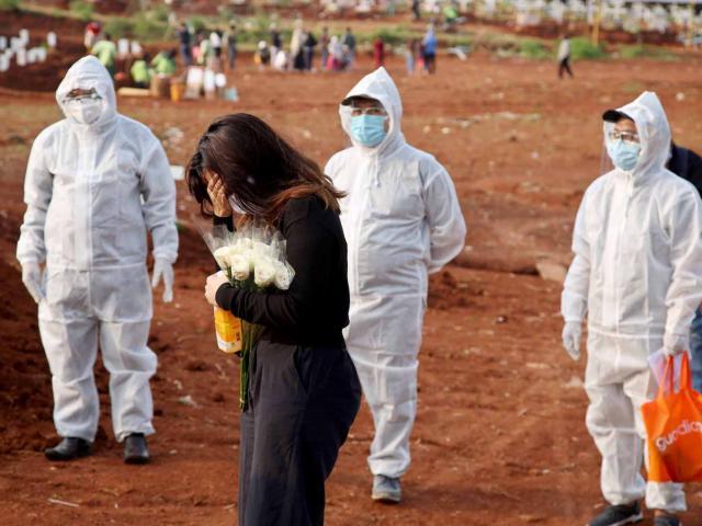 Quốc gia ĐNA có gần 10.000 ca nhiễm Covid-19 trong ngày