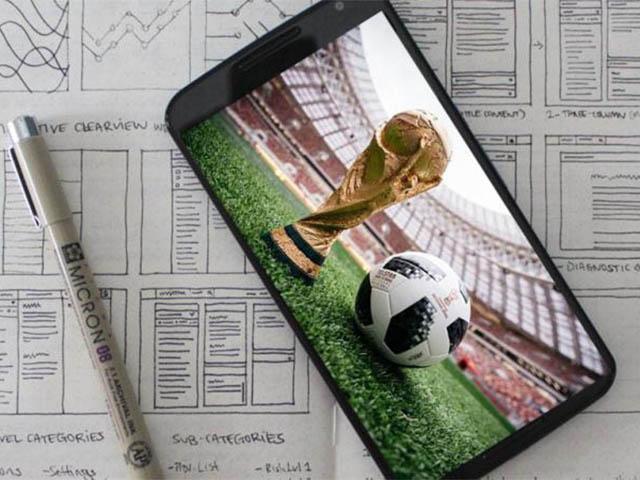 """Những điện thoại màn hình """"chất"""", cho trải nghiệm xem bóng đá trực tiếp cực đỉnh"""