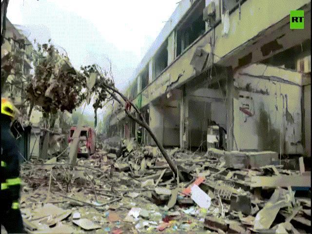 """Nổ """"như động đất"""" ở TQ khiến 150 người thương vong"""