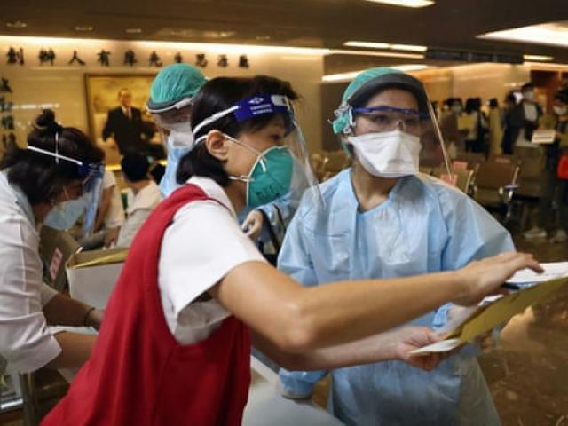 Tin mới về dịch Covid-19 ở Đài Loan