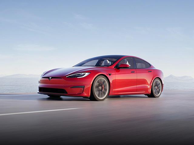 Xe điện Tesla Model S Plaid 2022 ra mắt với hiệu suất đáng kinh ngạc