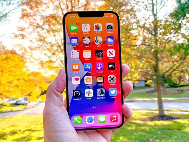 Nóng: iPhone 13 sẽ không còn thiết kế nút bấm?