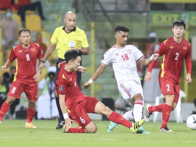Phản ứng của dân mạng Thái Lan khi ĐT Việt Nam tạo nên lịch sử ở vòng loại WC 2022