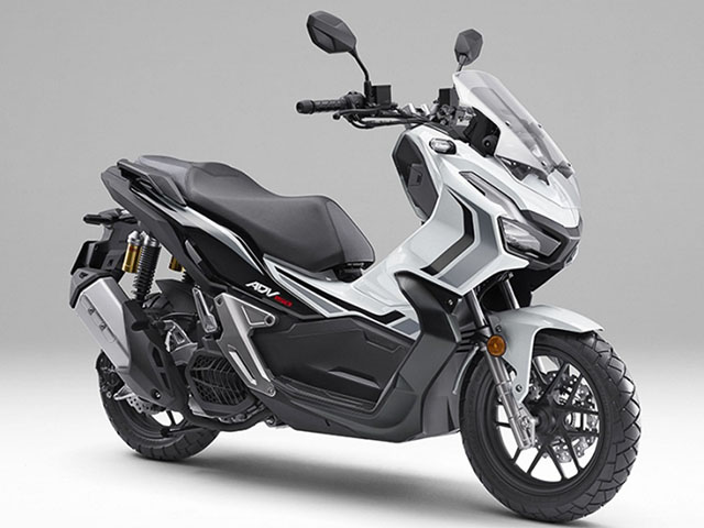 Honda ADV150 Special Edition trình làng: Giá thì đắt nhưng muốn mua cũng không dễ!