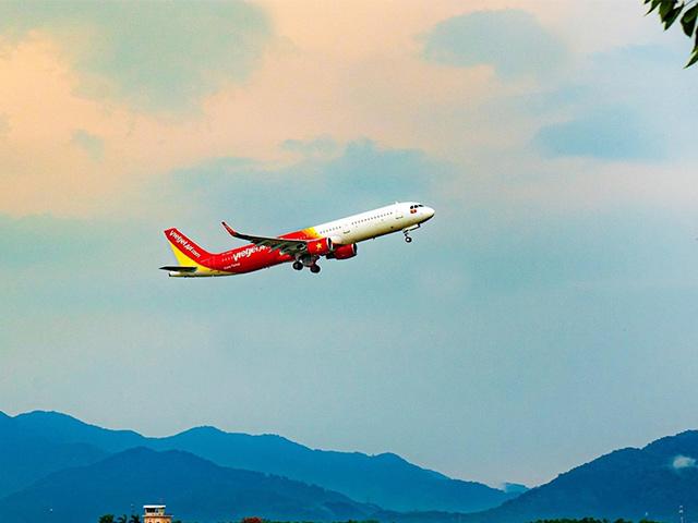 Vietjet tặng ngàn mã khuyến mãi, giảm đến 100% giá vé bay khắp Việt Nam
