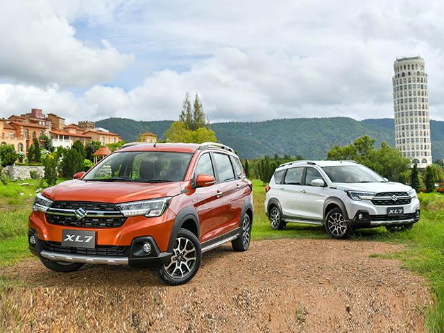 Giá xe Suzuki XL7 lăn bánh tháng 6/2021