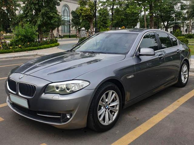 Trong tay 700 triệu đồng có nên mua BMW 523i đời 2011