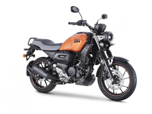Môtô Yamaha FZ-X mới ra mắt, thiết kế tân cổ điển giá hơn 36 triệu đồng