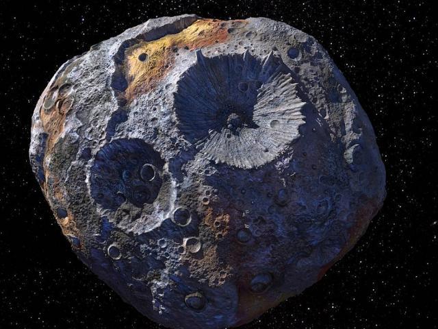 Phát hiện gây sốc về tiểu hành tinh chứa kho báu 10.000 triệu tỉ USD