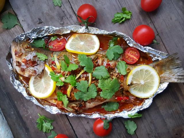 Cách làm món cá nướng kiểu Thái, ăn đến tận xương vẫn còn thèm