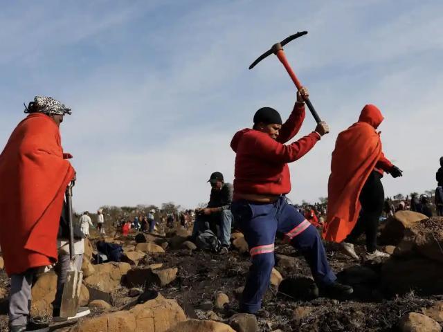 Sự thật cơn sốt kim cương khiến ngàn người ôm mộng đổi đời ở Nam Phi