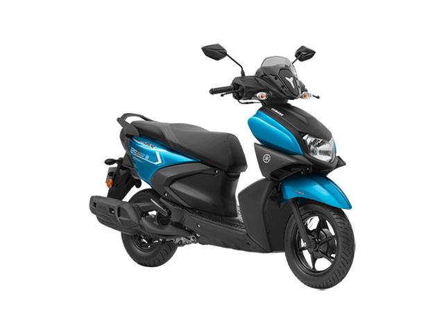 Ra mắt xe ga Yamaha RayZR 2021: Giá chỉ 22 triệu đồng
