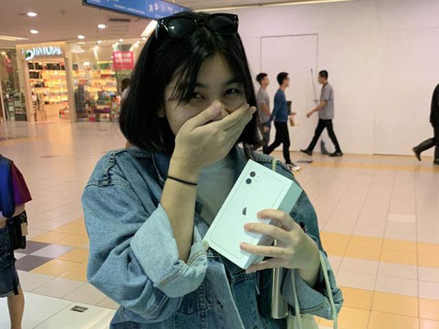 Cuối tuần này, iPhone 11 VN/A có giá bán cực sốc