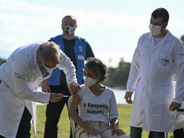 Kén chọn vaccine đẩy Brazil lún sâu trong khủng hoảng Covid-19