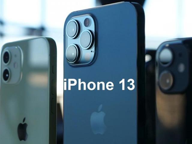 Đã có thông tin ngày ra mắt và giá bán iPhone 13 series