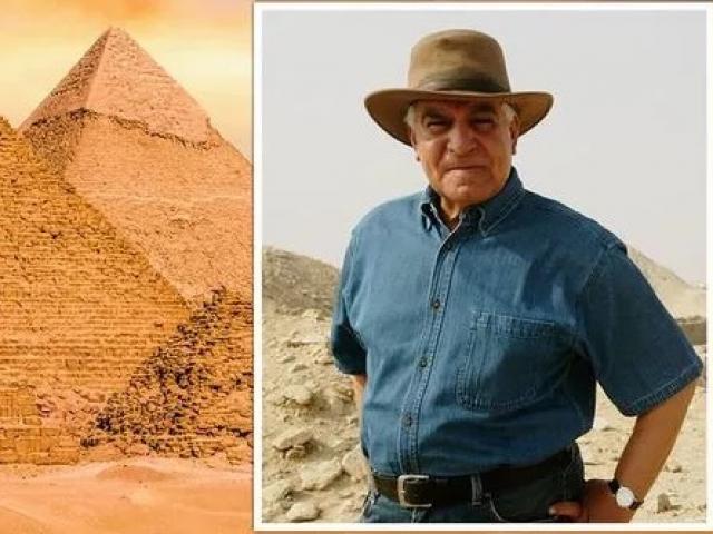 Kho báu của hoàng đế Ai Cậpvẫn đang nằm trongĐại kim tự tháp 4.500 năm tuổi?