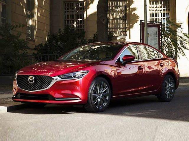 Giá xe Mazda6 lăn bánh tháng 6/2021