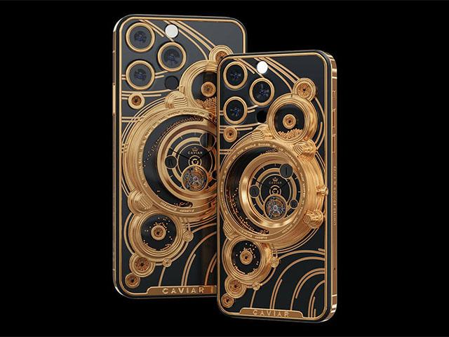 """""""Choáng"""" với iPhone 13 Pro bản hành tinh siêu tinh xảo, giá gần 330 triệu"""