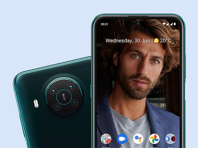 """""""Trình làng"""" Nokia X10 5G và Nokia C01 Plus, vừa bền vừa khỏe"""