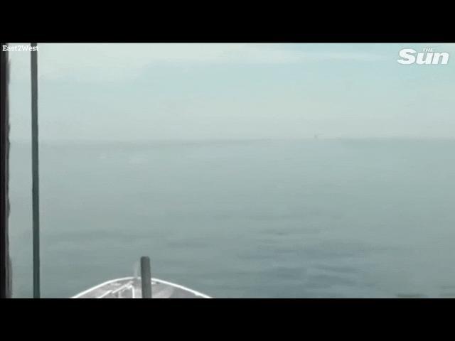Nga tung video khai hỏa uy hiếp tàu chiến Anh, tuyên bố sẵn sàng ném bom thẳng mục tiêu