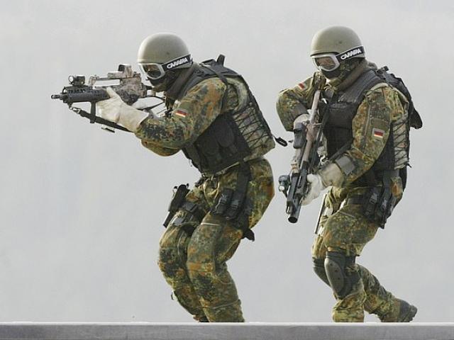 Đức: Đơn vị đặc nhiệm tinh nhuệ 1.300 người bị xóa sổ vì tư tưởng phát xít
