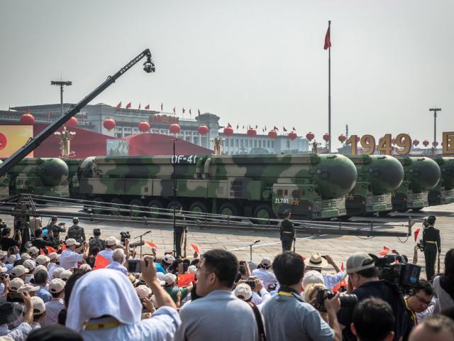 Mỹ bất ngờ coi vũ khí hạt nhân Trung Quốc là mối đe dọa cấp thiết nhất