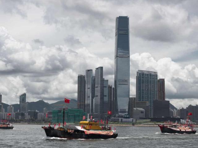 Trung Quốc có thể chặn người Hong Kong tìm đường sang Anh
