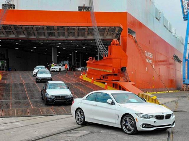 Hội doanh nghiệp châu Âu kiến nghị áp dụng giảm 50% phí trước bạ cho xe nhập khẩu