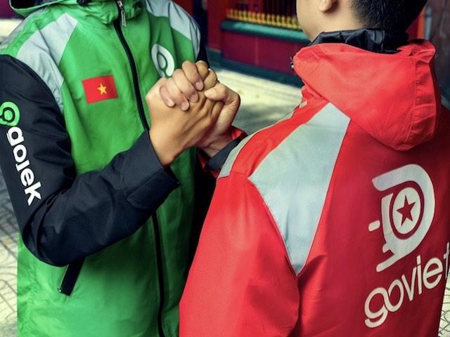 Hợp nhất với Gojek của Indonesia, ứng dụng GoViet sắp có tên mới