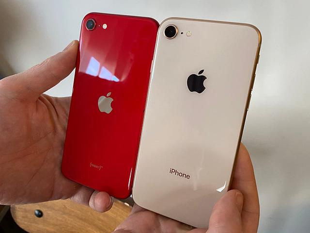 Chi 5,85 triệu đồng cho iPhone 8 hay 10,99 triệu đồng cho iPhone SE ?