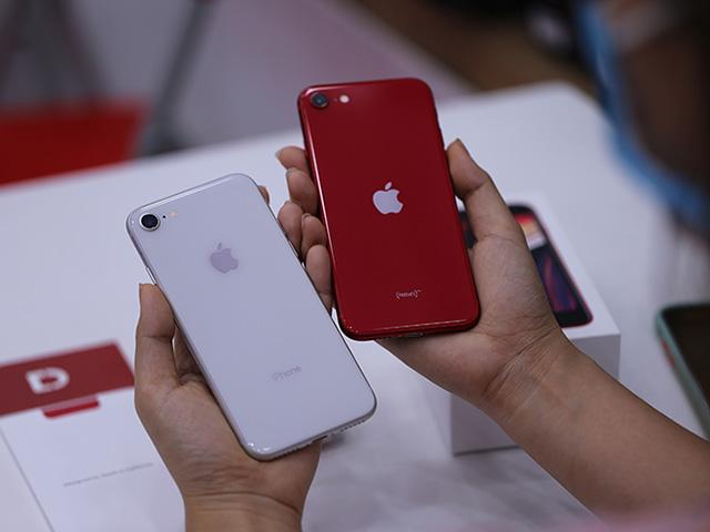 """Những tính năng này của iPhone SE khiến người dùng iPhone 8 phải """"thèm khát"""""""