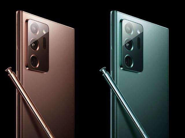 Galaxy Note 20 và Galaxy Note 21 đã định trước 2 con chip tiên tiến này