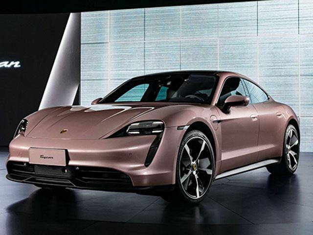 Xe điện Porsche Taycan phiên bản tiêu chuẩn chỉ 2,9 tỷ đồng tại Trung Quốc