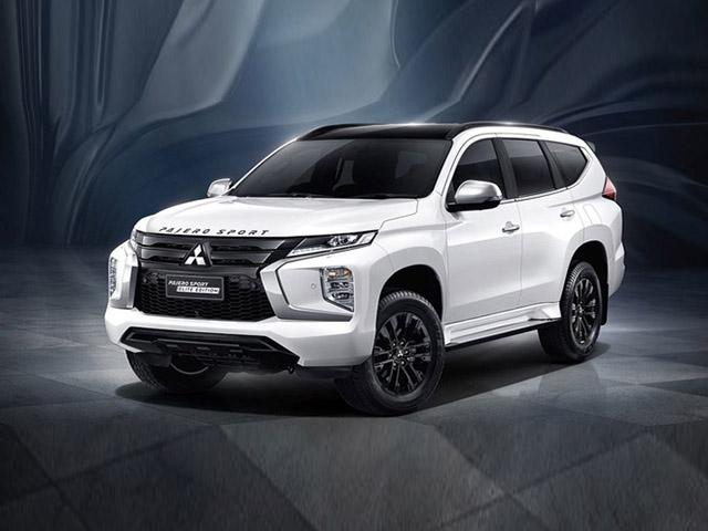 Mitsubishi trình làng Pajero Sport Elite Edition giá 1,13 tỷ đồng