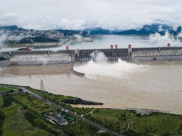 Trung Quốc sắp đón đợt mưa lũ mới, đập Tam Hiệp đối mặt thử thách