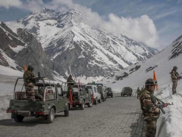 Động thái mới của Trung Quốc ở nơi xảy ra đụng độ chết người với Ấn Độ