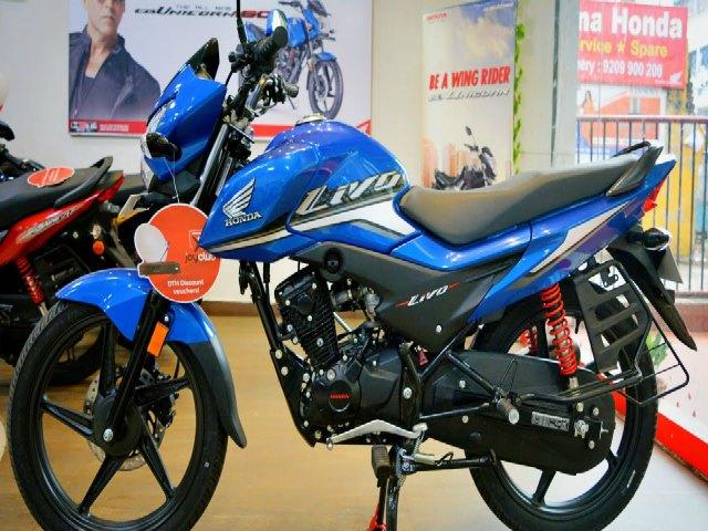 Xe côn tay 2020 Honda Livo BS6 ra mắt, giá rẻ 21,5 triệu đồng