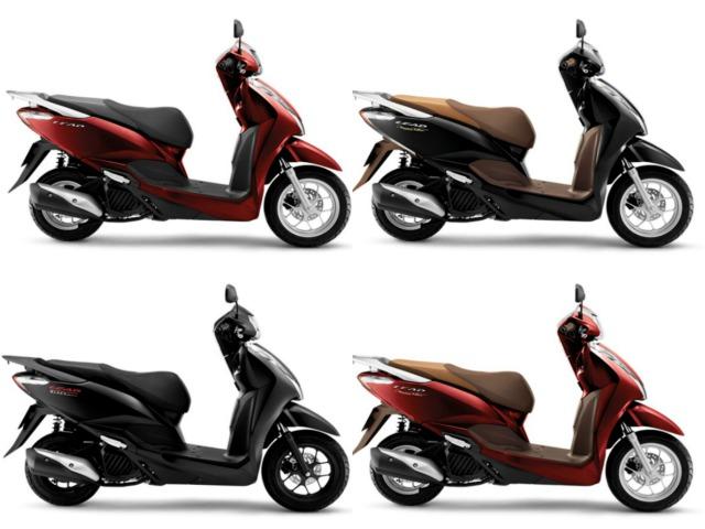 Bảng giá Honda LEAD mới nhất trong tháng 7/2020