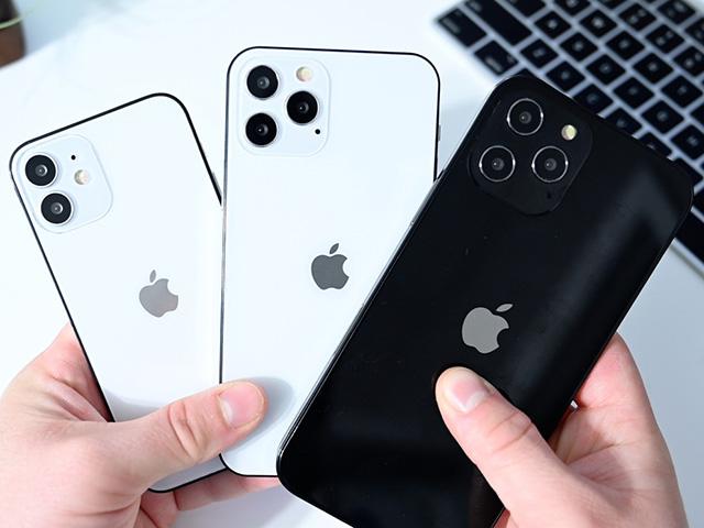 iPhone 12 trông ra sao trước iPhone 11 và iPhone SE?