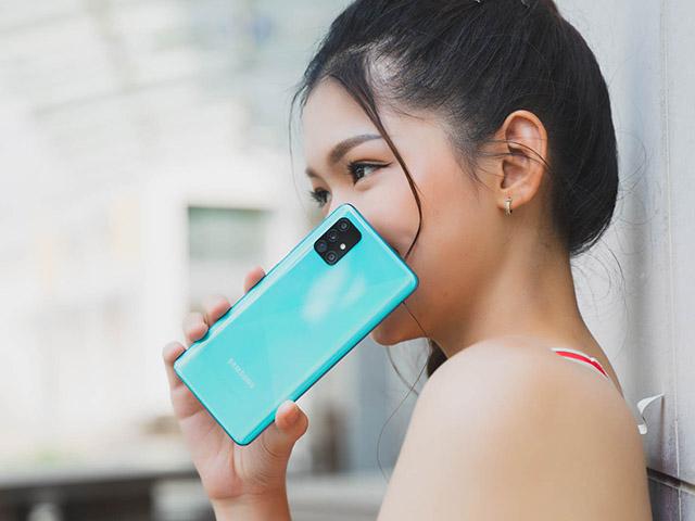 Đến Galaxy A51 cũng sắp có khả năng chụp xịn như Galaxy S20