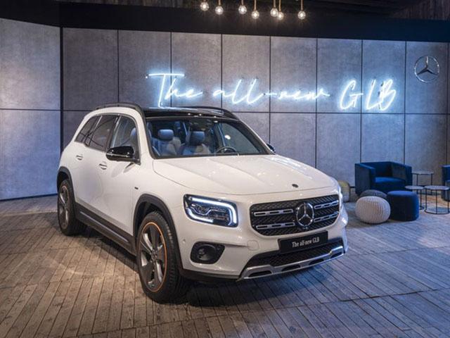 Mercedes-Benz GLB được đại lý nhận đặt cọc, giá dự kiến 2,05 tỷ đồng