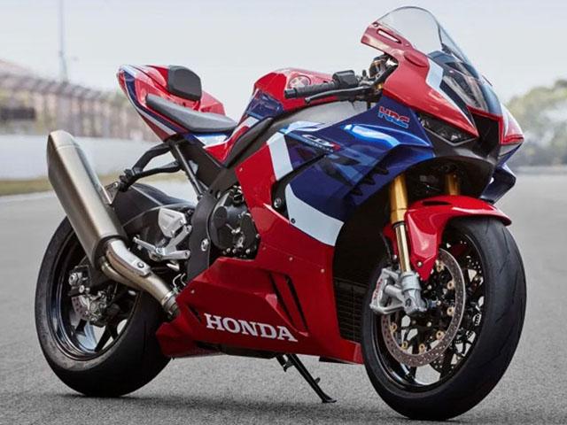 Siêu mô tô Honda CBR1000RR-R sẵn sàng trình làng