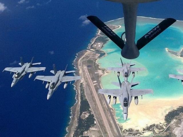 Mỹ rót hàng trăm triệu USD, mang tên lửa ra đảo chiến lược đối phó mối đe dọa từ TQ
