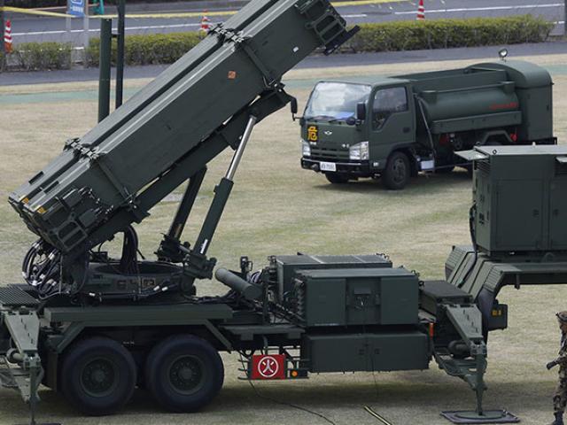 """Mỹ nâng cấp tên lửa phòng không Đài Loan, TQ tuyên bố """"là mục tiêu phá hủy đầu tiên"""""""