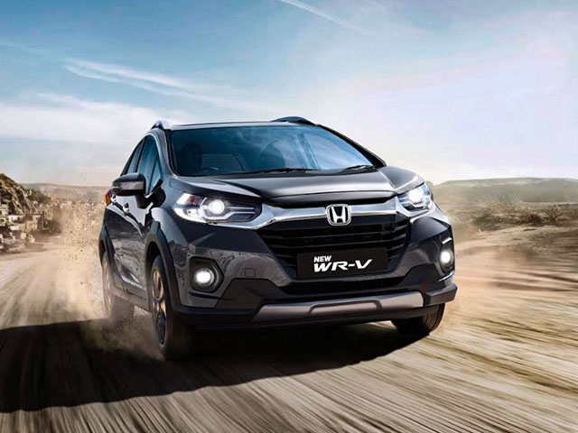 Honda WR-V phiên bản nâng cấp có mặt tại Ấn Độ, giá bán từ 264 triệu đồng