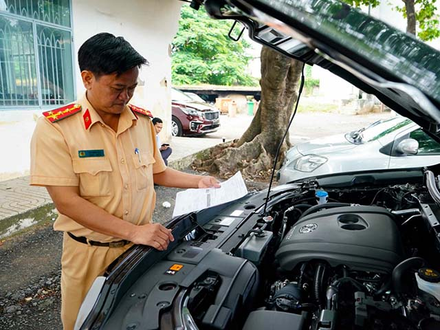 Những quy định mới về cấp phát biển số xe áp dụng ngày 1/8 nên biết
