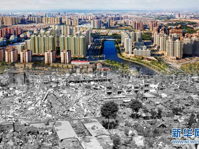 Trận động đất mới ở Trung Quốc liên quan đến thảm họa khiến 242.000 người chết