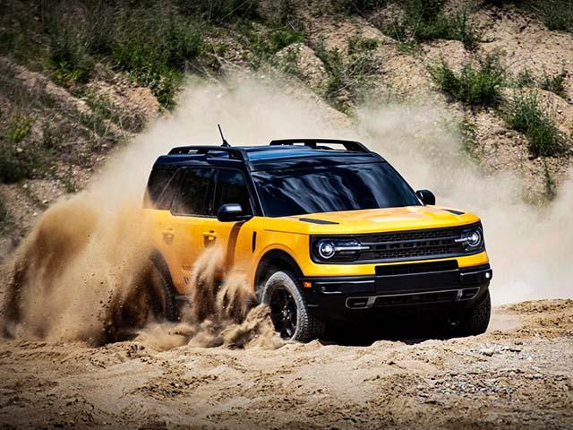 Xe SUV mới Ford Bronco Sport ra mắt, giá từ 652 triệu đồng